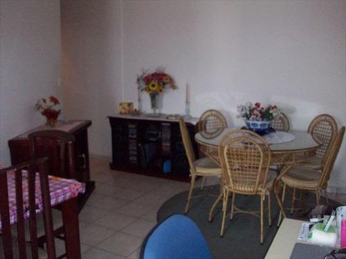 ref.: 152076900 - apartamento em praia grande, no bairro guilhermina - 2 dormitórios