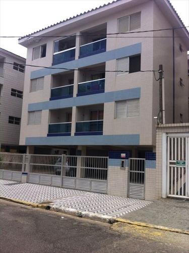 ref.: 152080800 - apartamento em praia grande, no bairro caicara - 1 dormitórios