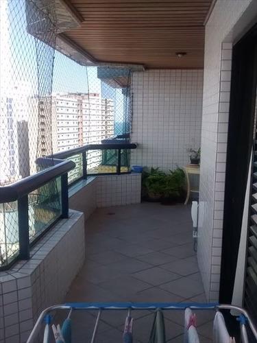 ref.: 152082000 - apartamento em praia grande, no bairro guilhermina - 1 dormitórios