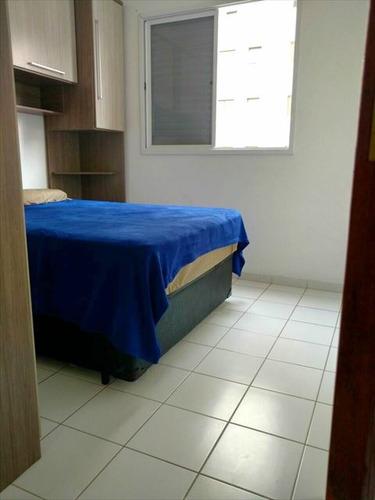 ref.: 152090800 - apartamento em praia grande, no bairro canto do forte - 2 dormitórios