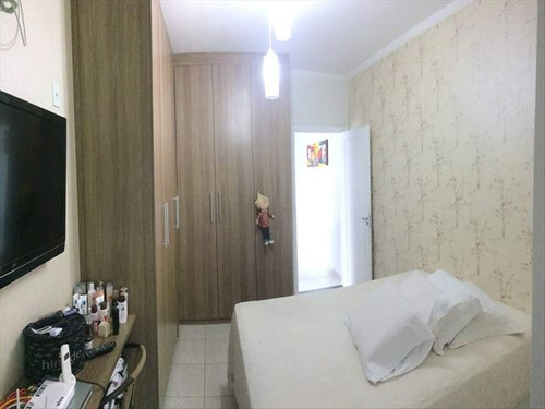 ref.: 152091100 - casa em praia grande, no bairro guilhermina - 3 dormitórios