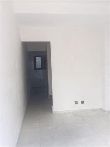 ref.: 152091400 - casa em praia grande, no bairro sitio do campo - 2 dormitórios