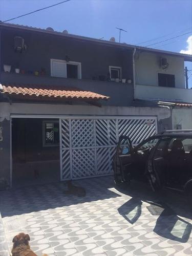 ref.: 152091500 - casa em praia grande, no bairro sitio do campo - 3 dormitórios