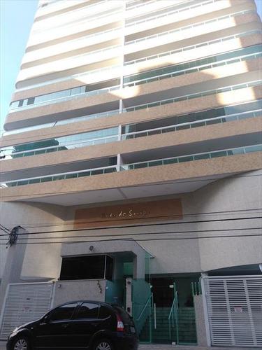 ref.: 152094200 - apartamento em praia grande, no bairro guilhermina - 3 dormitórios