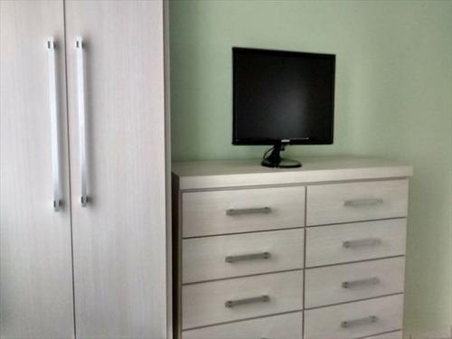ref.: 152108000 - apartamento em praia grande, no bairro canto do forte - 2 dormitórios
