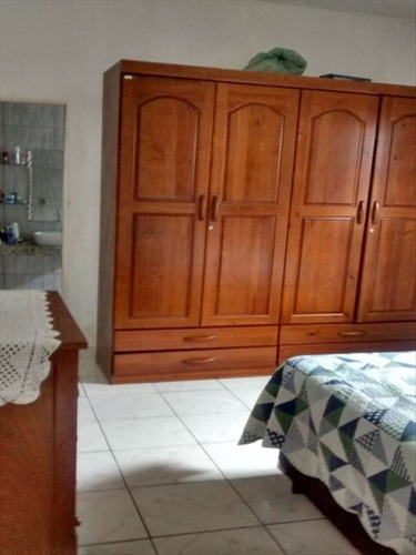 ref.: 152108100 - casa em praia grande, no bairro maracana - 2 dormitórios