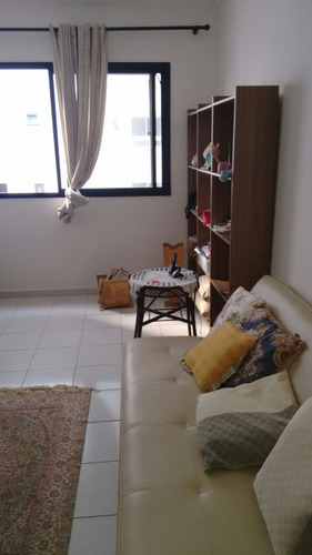 ref.: 1528 - apartamento em praia grande, no bairro vila guilhermina - 1 dormitórios