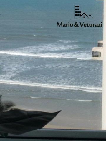 ref. 153 - apartamento - astúrias vista para o mar