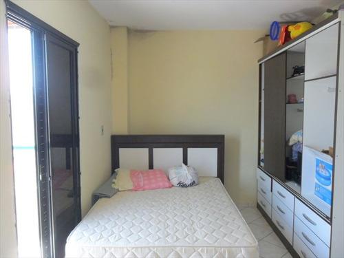 ref.: 1535 - apartamento em praia grande, no bairro ocian - 2 dormitórios
