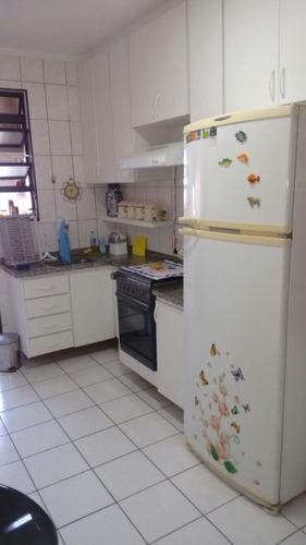 ref.: 1541 - apartamento em praia grande, no bairro vila guilhermina - 1 dormitórios