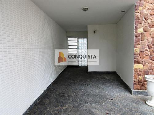 ref.: 154200 - casa em sao paulo, no bairro vila clementino - 4 dormitórios
