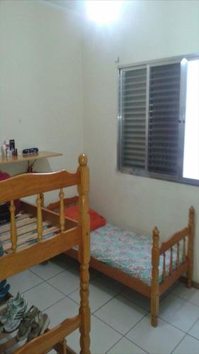 ref.: 1551 - apartamento em praia grande, no bairro vila guilhermina - 2 dormitórios