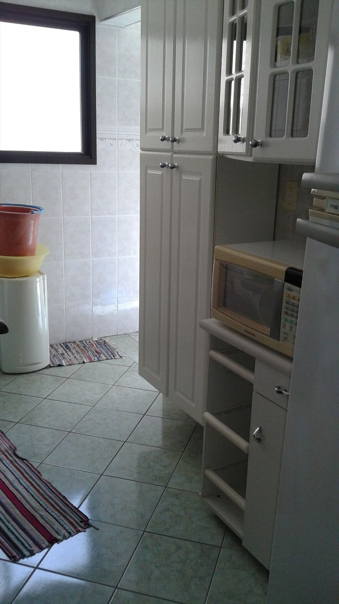ref.: 156 - apartamento em praia grande, no bairro forte - 1 dormitórios