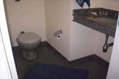 ref.: 156000 - apartamento em santos, no bairro embare - 2 dormitórios
