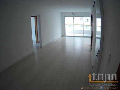 ref.: 1561 - apartamento em praia grande, no bairro caicara - 3 dormitórios