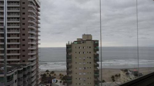 ref.: 1574 - apartamento em praia grande, no bairro canto do forte - 3 dormitórios
