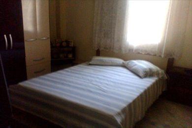 ref.: 157500 - apartamento em praia grande, no bairro canto do forte - 2 dormitórios