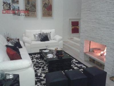 ref.: 1576 - casa condomínio em jundiaí para venda - v1576