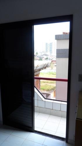 ref.: 1577 - apartamento em praia grande, no bairro cidade ocian - 1 dormitórios