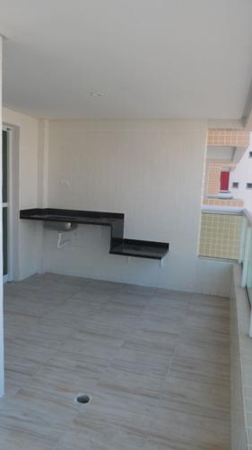 ref.: 1585 - apartamento em praia grande, no bairro canto do forte - 3 dormitórios