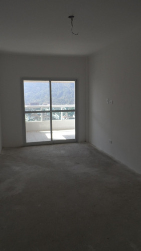 ref.: 1587 - apartamento em praia grande, no bairro canto do forte - 2 dormitórios