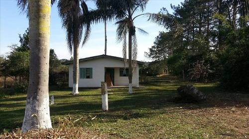 ref.: 159 - rural em embu guaçu, no bairro vale florido - 3 dormitórios