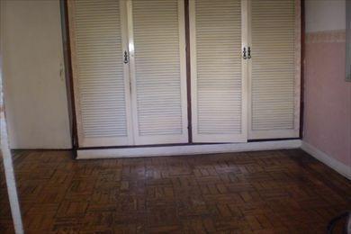 ref.: 159900 - casa em santos, no bairro aparecida - 4 dormitórios