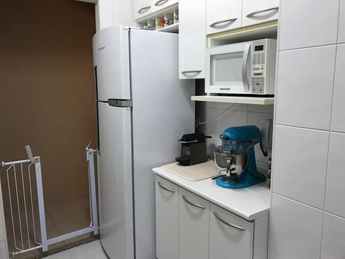 ref: 16 apartamento á venda no butantã,58m² , usp