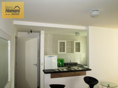 ref.: 160 - apartamento em sao paulo, no bairro santa cecilia - 1 dormitórios
