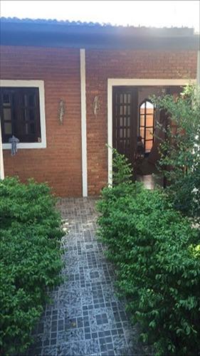ref.: 160 - casa em itanhaém, no bairro satélite - 4 dormitórios