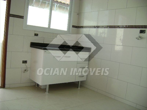 ref.: 160 - casa em praia grande, no bairro maracana - 3 dormitórios