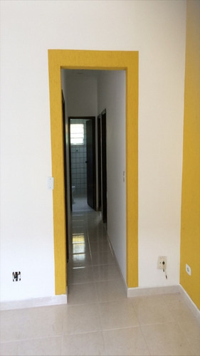 ref.: 1600 - casa condomínio fechado em praia grande, no bairro jardim quietude - 2 dormitórios