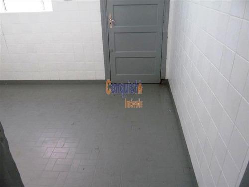 ref.: 160500 - casa em sao paulo, no bairro vila clementino - 3 dormitórios