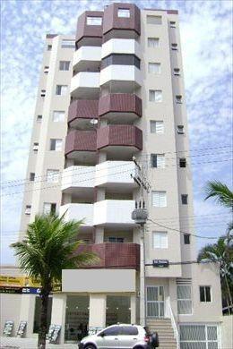 ref.: 160701 - apartamento em mongagua, no bairro vera cruz - 2 dormitórios