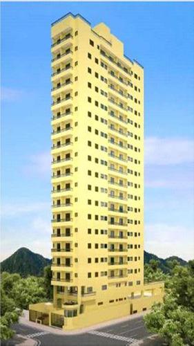 ref.: 1608 - apartamento em praia grande, no bairro campo aviacao - 1 dormitórios