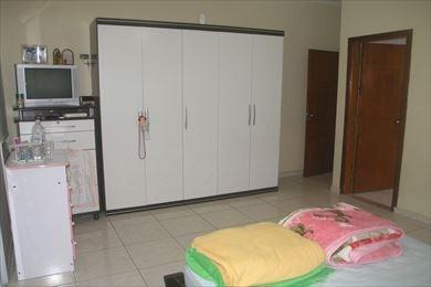 ref.: 1610 - casa em praia grande, no bairro boqueirao - 3 dormitórios