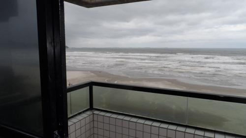 ref.: 1613 - apartamento em praia grande, no bairro campo aviacao - 2 dormitórios
