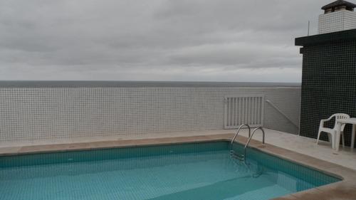 ref.: 1614 - apartamento em praia grande, no bairro campo aviacao - 2 dormitórios