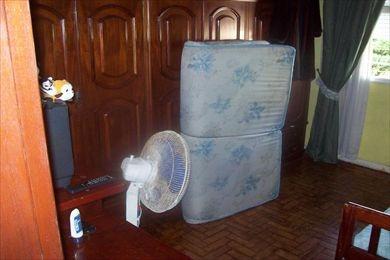 ref.: 161500 - apartamento em santos, no bairro marape - 3 dormitórios