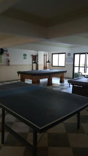 ref.: 1616 - apartamento em praia grande, no bairro boqueirao - 2 dormitórios