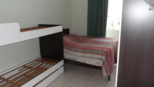 ref.: 1621 - apartamento em praia grande, no bairro vila guilhermina - 1 dormitórios