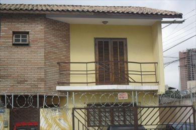ref.: 162400 - casa em guarulhos, no bairro jardim vila galvao - 3 dormitórios