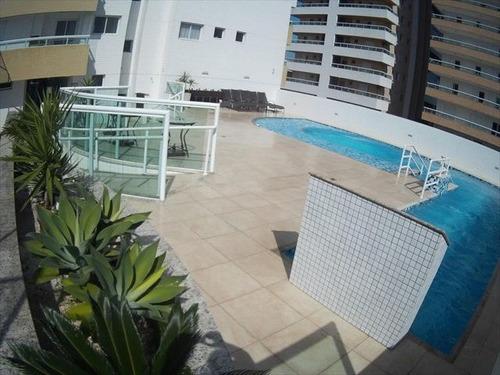 ref.: 1625 - apartamento em praia grande, no bairro guilhermina - 2 dormitórios