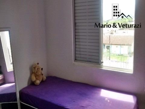 ref. 163 - apartamento - jd conceiçãozinha