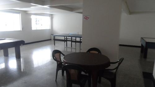 ref.: 1630 - apartamento em praia grande, no bairro vila guilhermina - 2 dormitórios