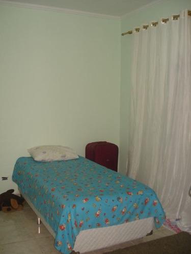 ref.: 1630 - casa condomínio fechado em caucaia do alto, no bairro centro - 3 dormitórios