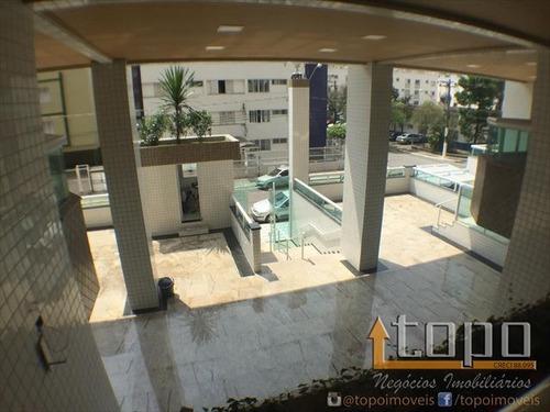 ref.: 1631 - apartamento em praia grande, no bairro guilhermina - 3 dormitórios