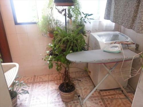 ref.: 163501 - apartamento em santos, no bairro jose menino - 2 dormitórios