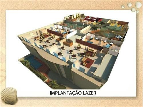 ref.: 1643 - apartamento em praia grande, no bairro caicara - 3 dormitórios