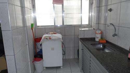 ref.: 1646 - apartamento em praia grande, no bairro vila guilhermina - 1 dormitórios